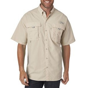 Columbia Men's Bahama? II Short-Sleeve Shirt